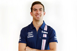Nicholas Latifi, Force India