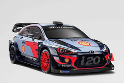 Hyundai i20 Coupe WRC unveil