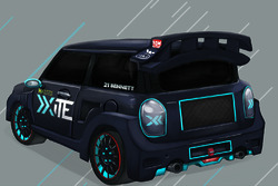 Xite Racing livery concept