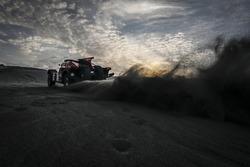Эудженио Амос и Себастьен Делоне, Two Wheels Drive, 2WD Buggy SMG (№335)