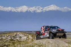 Хе Житао и Кай Жао, Boundless Yong Racing Team, Toyota Hilux (№341)