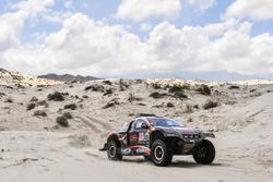 Эрик Бернар и Александр Виньо, Sodicars Racing, Sodicar BW2 (№320)
