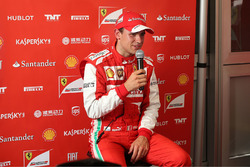 Тест-пилот Ferrari Давиде Ригон