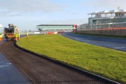 Asfaltering Silverstone