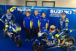 Suzuki Team Lansmanı