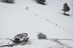 Бриан Буфье и Ксавье Пансери, Ford Fiesta WRC, M-Sport Ford
