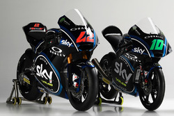 Sky Racing Team VR46 launch: Moto2 riders Francesco Bagnaia, Luca Marini