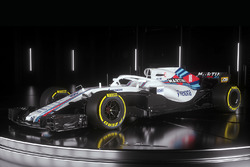 Williams FW41 launch