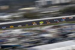 Ricky Stenhouse Jr., Roush Fenway Racing Ford Fusion, Joey Logano, Team Penske Ford Fusion