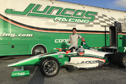 Alfonso Celis Jr., Juncos Racing
