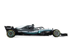 Mercedes AMG F1 W09 lancering