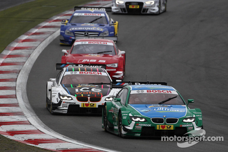 Augusto Farfus, BMW Team RBM BMW M3 DTM, Marco Wittmann, BMW Team MTEK BMW M3 DTM