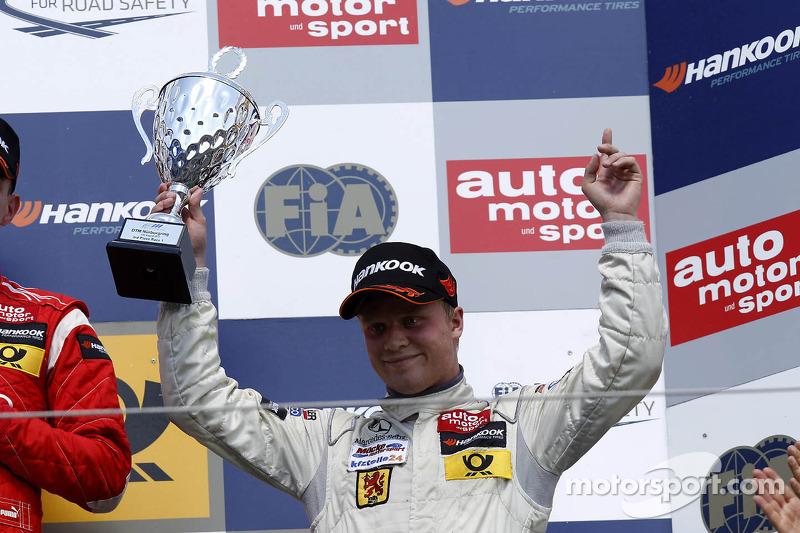 3e plaats Felix Rosenqvist