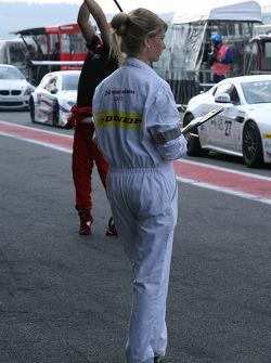 Le Mans marshall