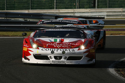 #51  AF Corse Ferrari 458 Italia: Filipe Barreiros, Peter Mann, Francisco Guedes, C_©dric Mezard
