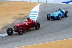 1934 Alfa Romeo Tipo B P3 (12), 1949 Talbot Lago T26C/DA Grand Prix (64)