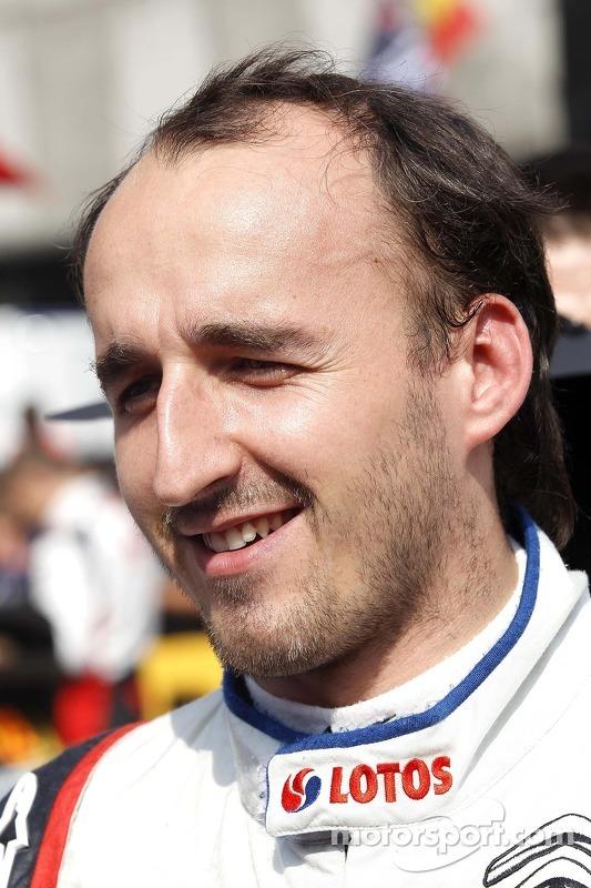 Robert Kubica,, Citroen DS3 RRC #74