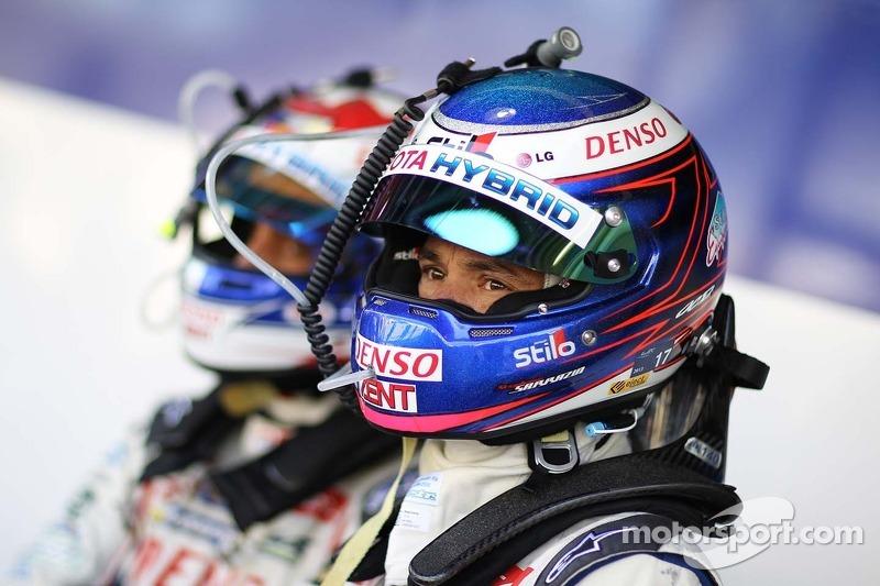 Stephane Sarrazin, Toyota Racing, Toyota TS030, Hybrid 30