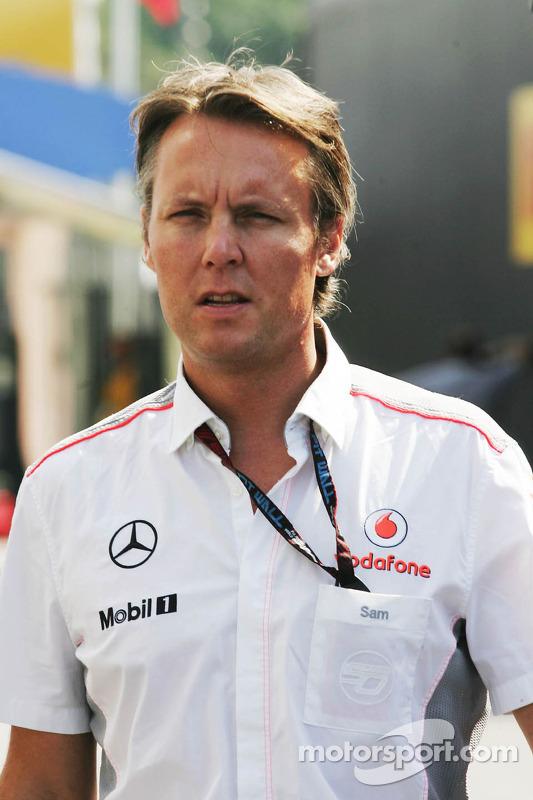 Sam Michael, Diretor Esportivo da McLaren