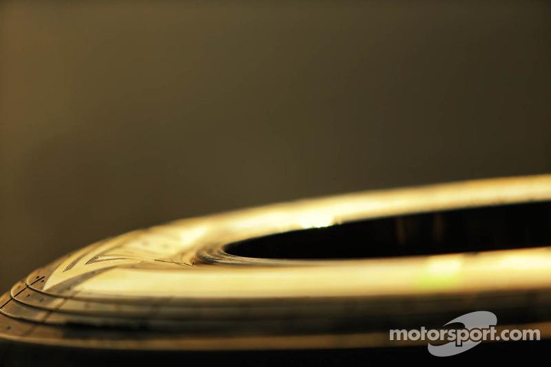 Een Pirelli-band