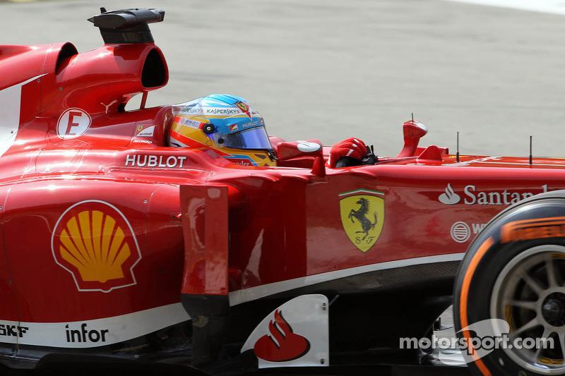 17º Fernando Alonso - 15 carreras - De Abu Dhabi 2013 a Bélgica 2014 - Ferrari