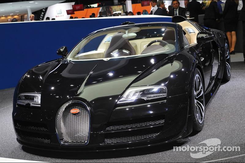 Bugatti Veyron Legend