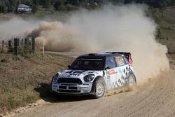 Nathan Quinn e Glenn Macneall, Mini John Cooper trabalha WRC