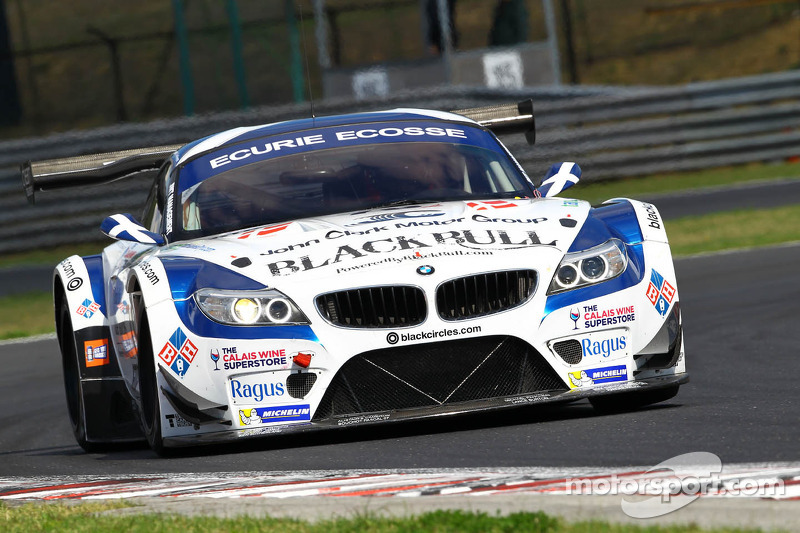 #79: Team Ecurie Ecosse BMW Z4: Ollie Millroy, Andrew Smith