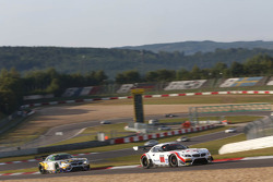 #21 Chab Evolution BMW Z4: Pierre Hischi, Claude-Yves Gosselin, Marc Rostan
