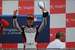 Third place James Calado