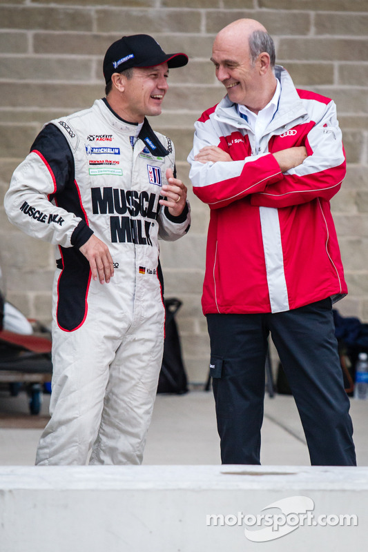 Klaus Graf and Dr. Wolfgang Ullrich