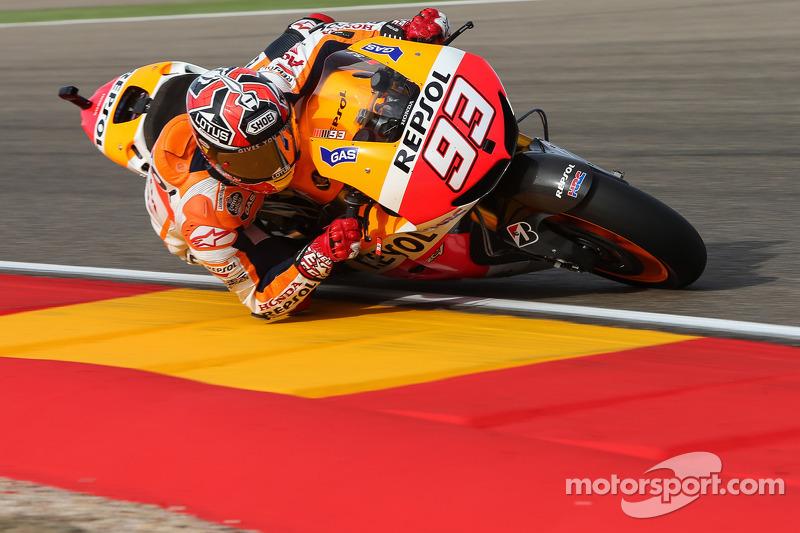 2013: Marc Marquez (Honda RC213V)