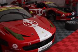 Des Scuderia Corsa Ferrari 458