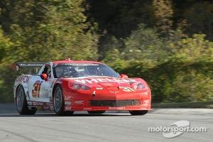 #31 Marsh Racing Corvette: Eric Curran, Lawson Aschenbach