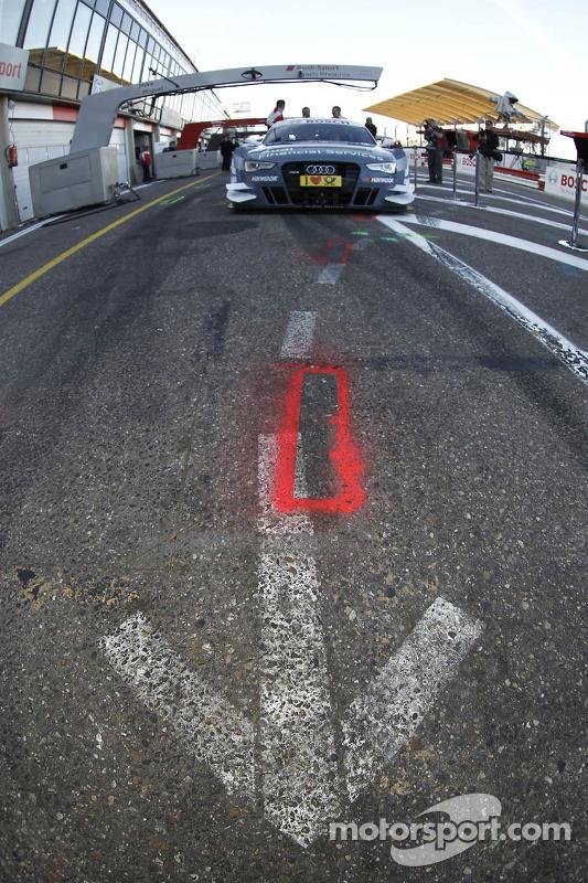 Pit stop practice para o Audi teams