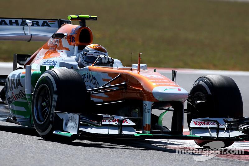 Adrian Sutil,  Sahara Force India F1 Team   04