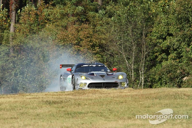 #91 SRT Motorsports Viper:Dominik Farnbacher, Marc Goossens