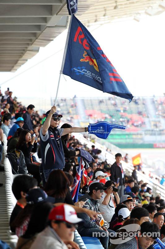 Red Bull Racing fãs