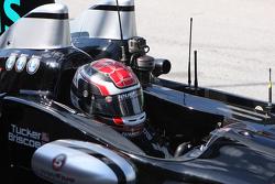 #551 Level 5 Motorsports, HPD ARX-03b Honda:  Ryan Briscoe