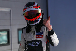 4th place Nico Hulkenberg, Sauber