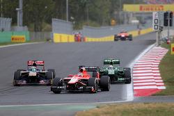 Jules Bianchi, Marussia Formula One Team
