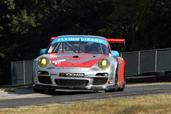 #44 Flying Lizard Motorsports Porsche 911 GT3 Cup: Seth Neiman, Dion von Moltke