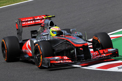 Sergio Perez, McLaren-Mercedes MP4-28