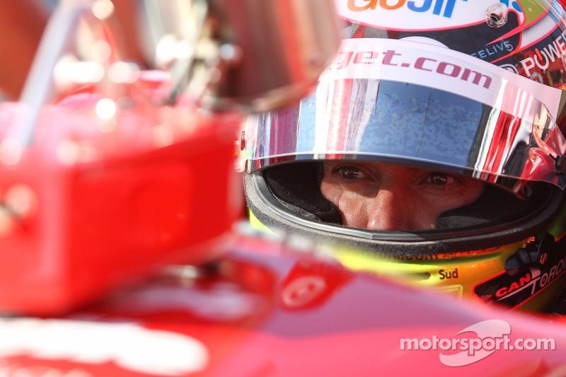 Alex Tagliani, Target Chip Ganassi Racing Honda