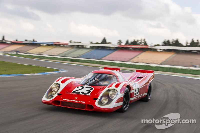 1970 Le Mans winnende Porsche 917KH