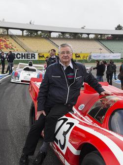Hans Herrmann, winner 1970 Le Mans