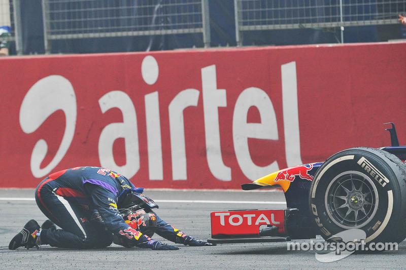 Sebastian Vettel, Red Bull Racing, campeón del mundo de F1 2013