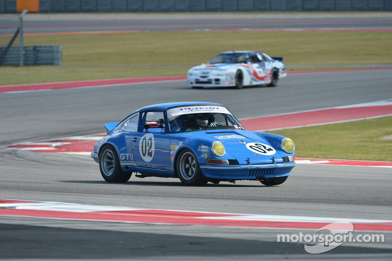 1969 Porsche 911 ST