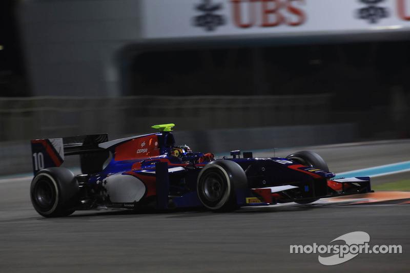 2013: GP2/11 (Test Abu Dhabi)