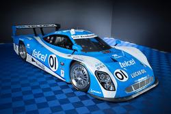 Объявление Ganassi Racing и Ford EcoBoost, особое событие.